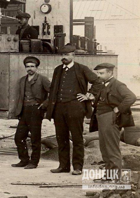 15   ВИ Ленин в Юзовском заводе