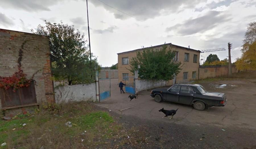 Пейзажи поселка Котовского в Донецке