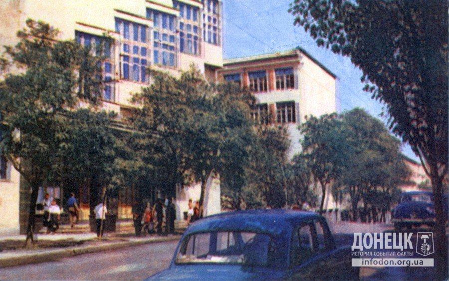 Политехнический институт. Фото В. Чупрынина