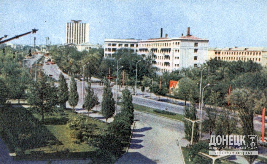 Улица Артема. Фото В. Чупрынина