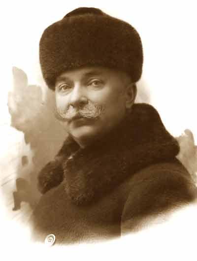 Павел Федотович Алёшин