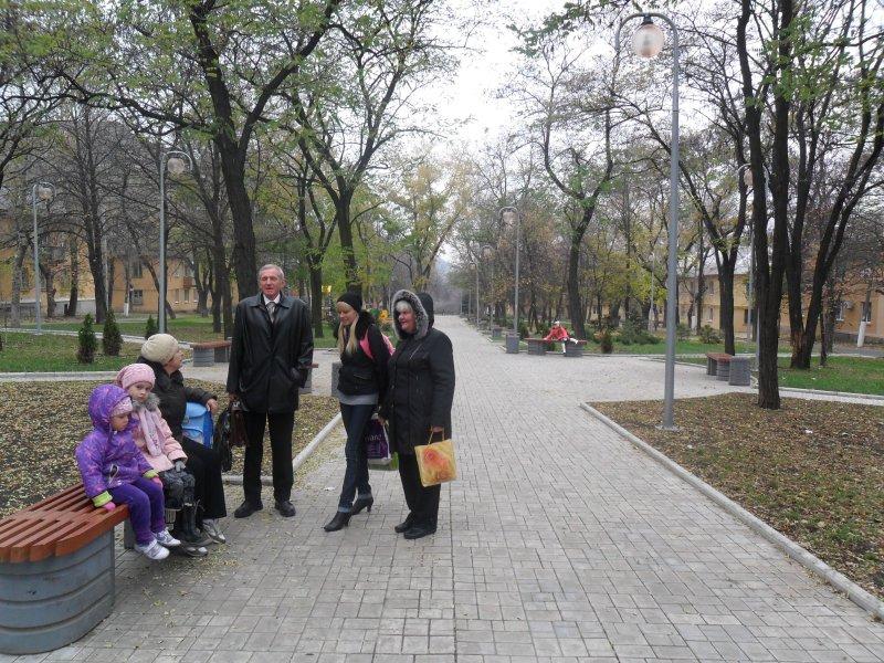 Сквер на Заперевальной