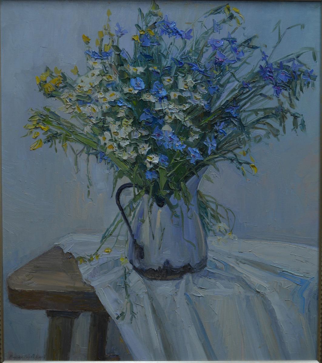 3. «Полевые цветы» – Виктор Евдокимов