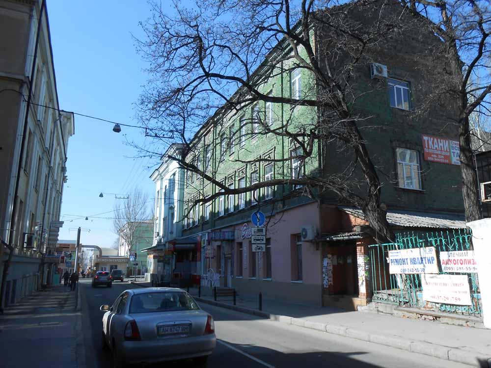 Юзовский «Гранд-отель»