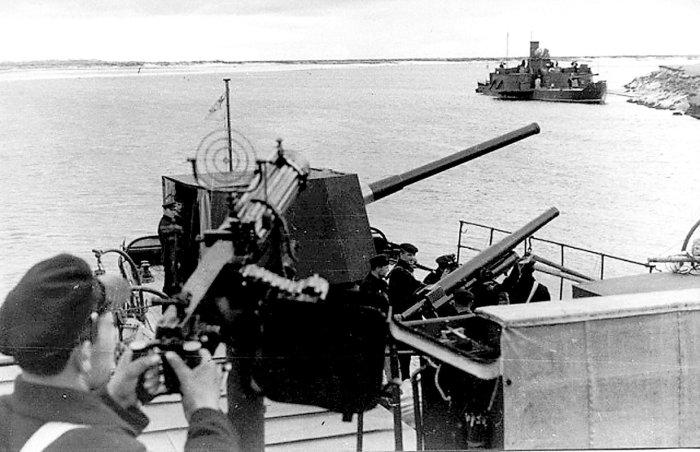 Пинская военная флотилия - создана 17 июля 1940 года из кораблей и частей переименованной Днепровской военной флотилии.