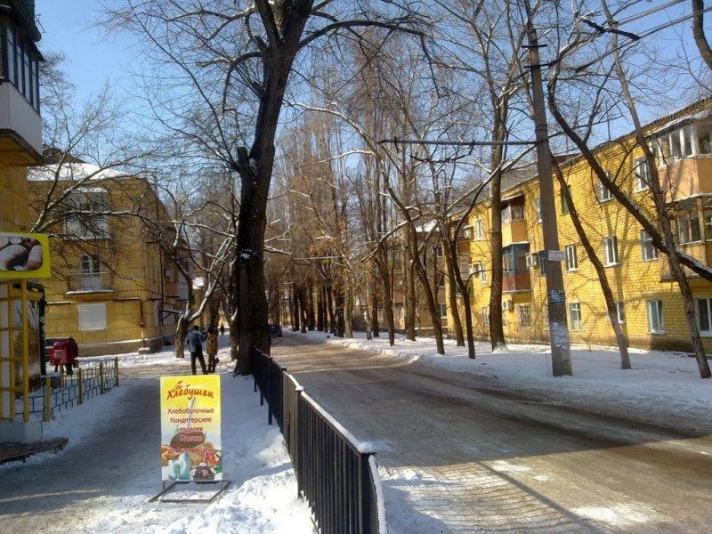 Улицы Полоцкого и Антропова