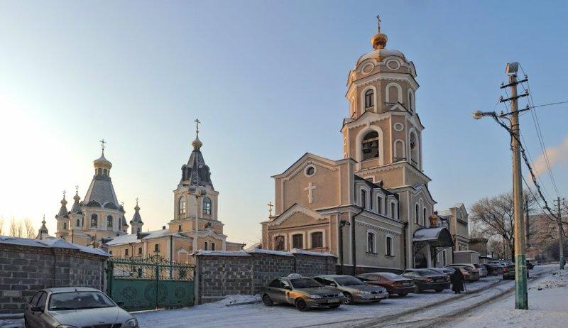 Свято-Николевский кафедральный собор, 2012 год