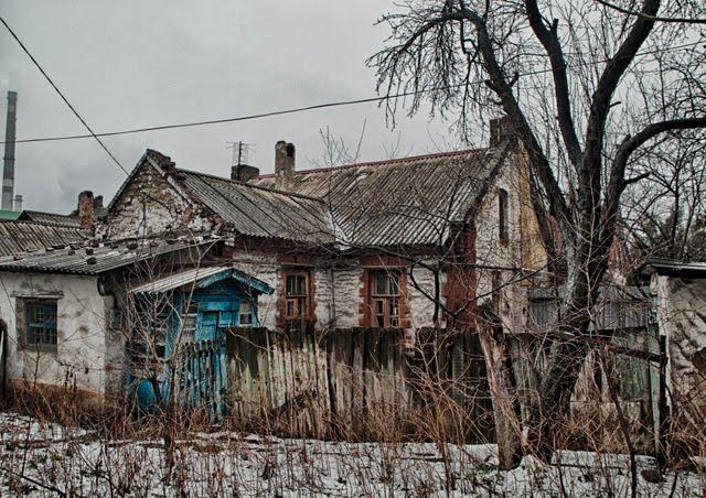 Старый ларинский дом