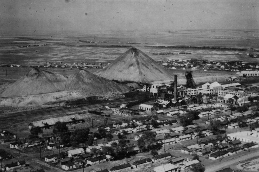 Сталино, 1941 год
