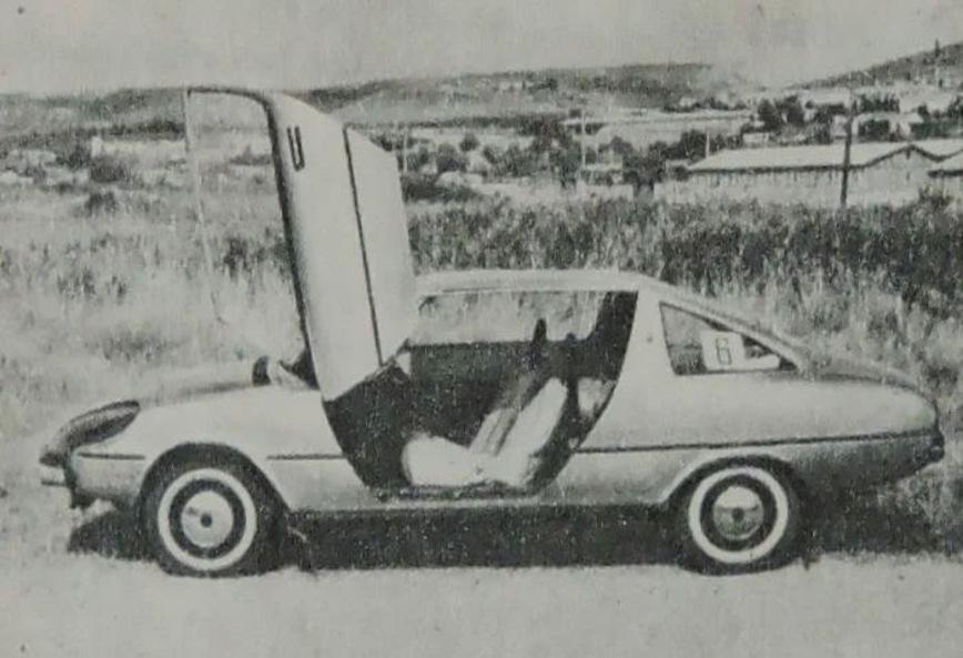 Автомобиль «Салют», 1980-е