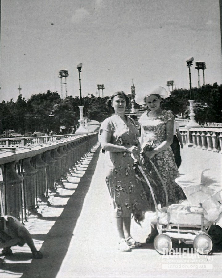 Парк Щербакова. Мост