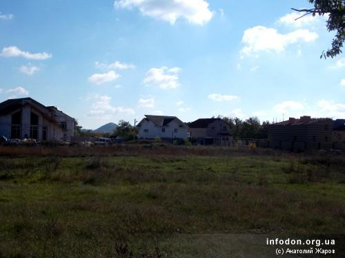 Новые коттеджи в поселке Ивановка