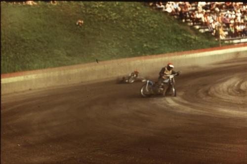 2. Мотодром. Кольцевые мотогонки. 1984 год