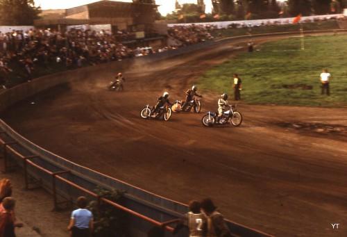 3. Мотодром. Кольцевые мотогонки. 1984 год