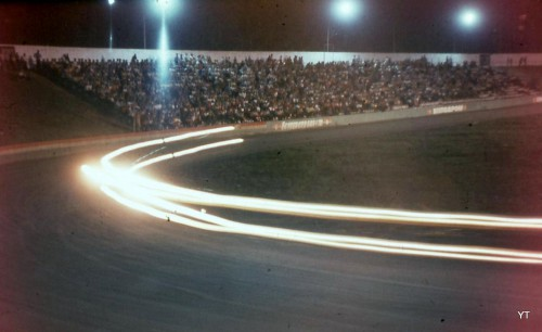 7. Мотодром. Ночные кольцевые мотогонки. 1984 год