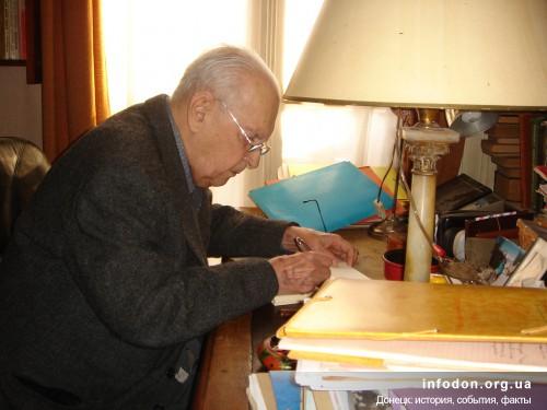 Николай Николаевич Рутченко. 2009г.