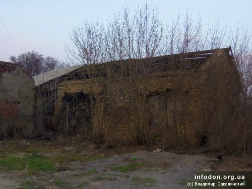 Старая постройка шахты Италия_2