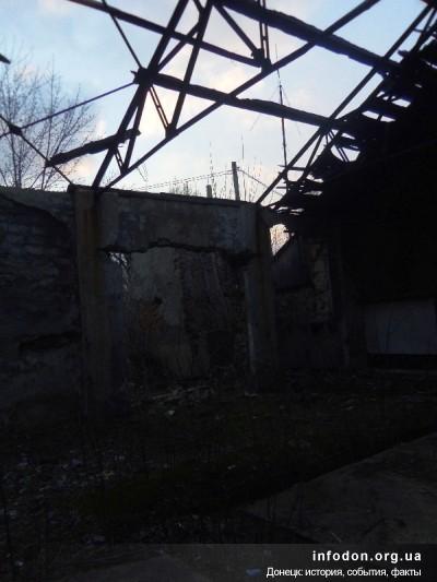 Старая постройка шахты Италия_3