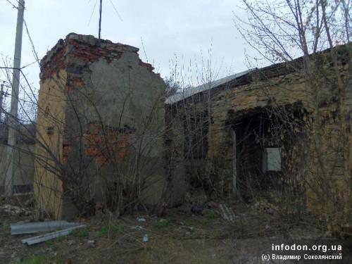 Старая постройка шахты Италия_6