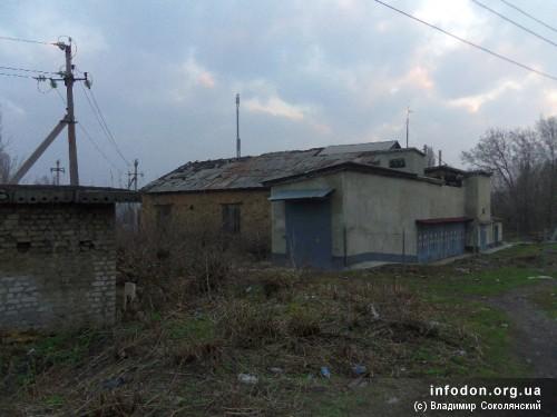 Старая постройка шахты Италия_8