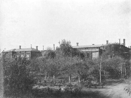 Резиденция Юзов по данным архива Гламорган (Южный Уэльс)